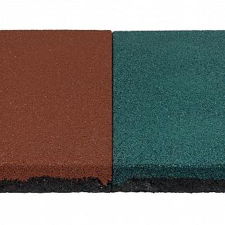 Резиновая плитка 35 мм