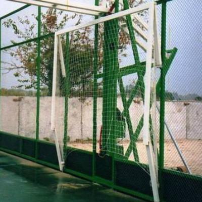 Ворота для мини футбола вертикально-подъемные
