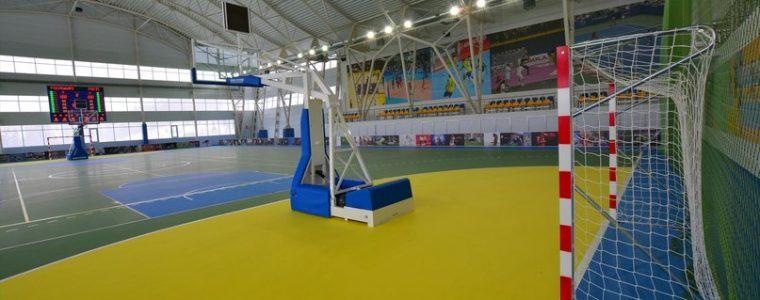 Покрытие для спортивных залов
