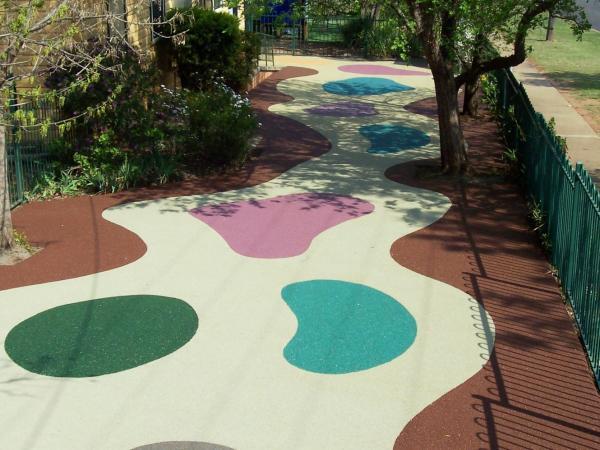Покрытие для садовых дорожек