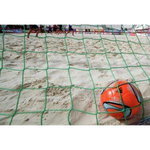 Сетка футбольная пляжная