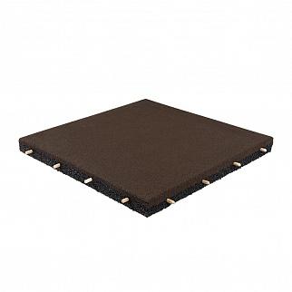 Резиновая плитка 40 мм